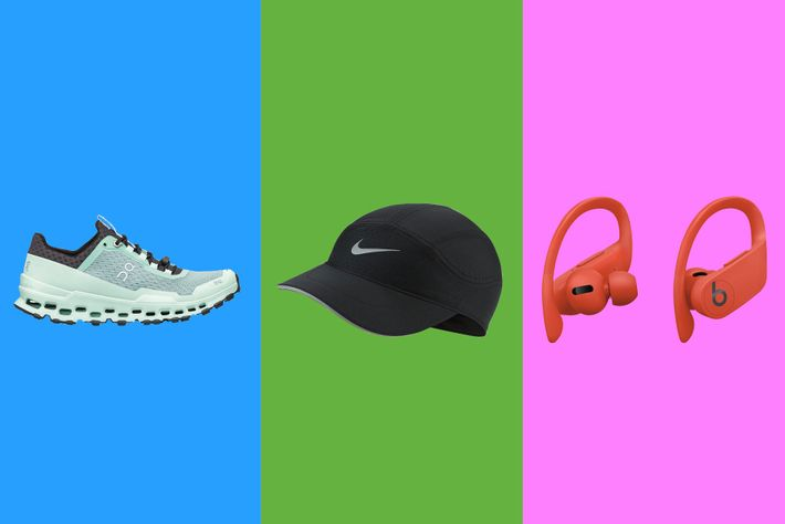 Trail running kit list