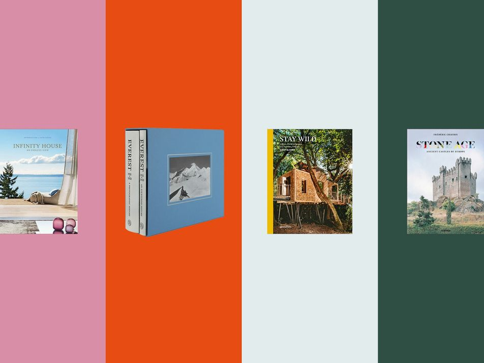 Four fantastic new travel photography books for your coffee table