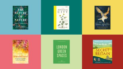 Six new books inspired by the natural world