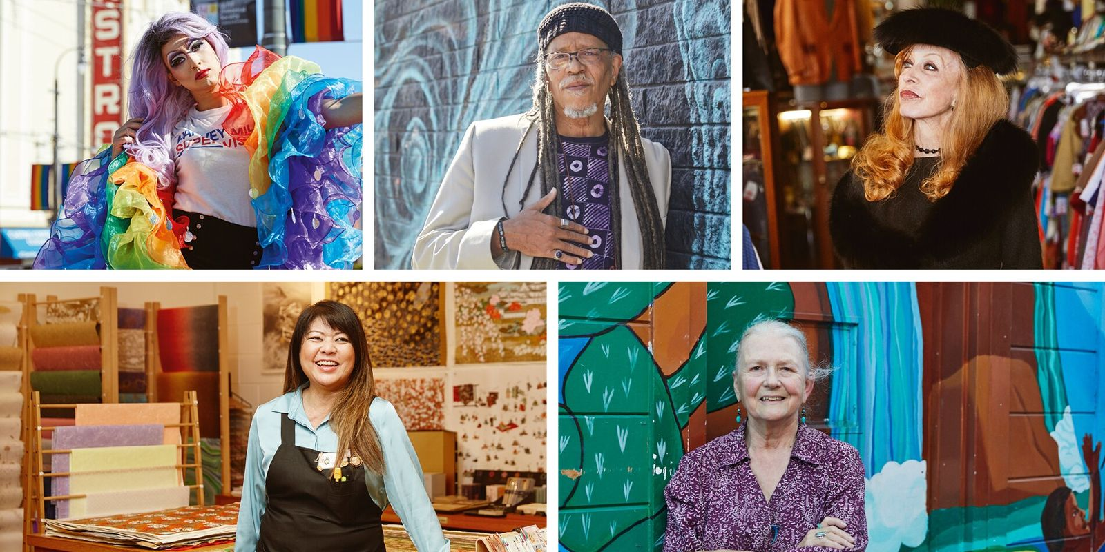 Tales of San Francisco, by the residents who know the city best