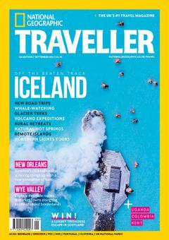 National Geographic Traveller (UK) September 2021