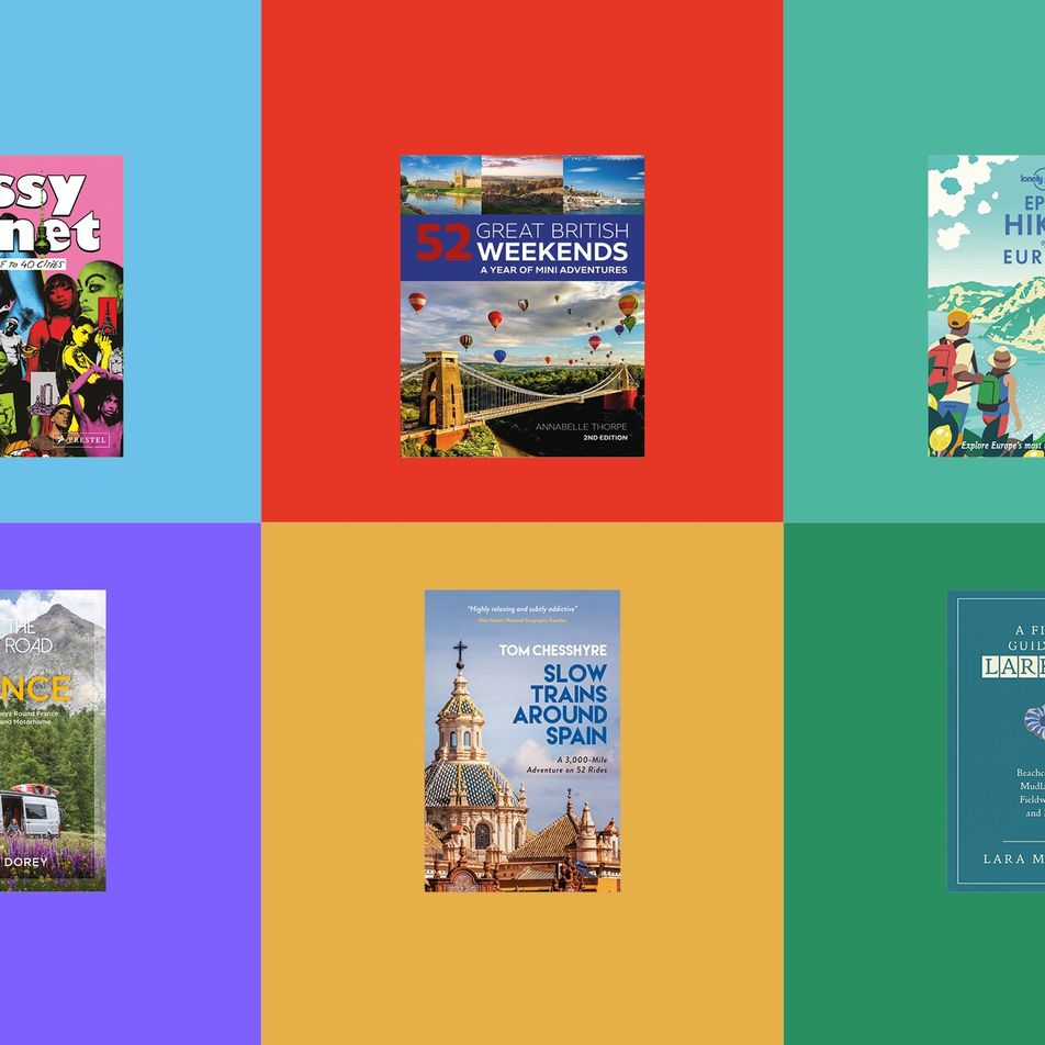 Six of the best new guidebooks for summer 2021