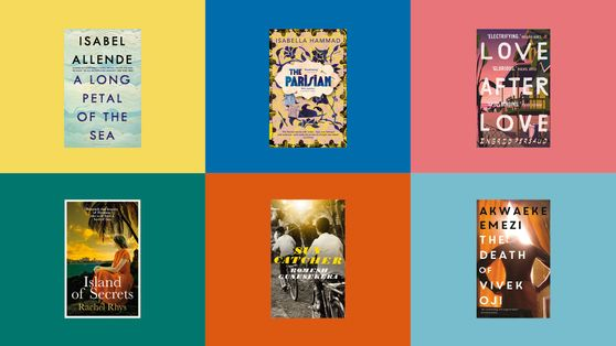 Six new novels to transport you overseas this summer