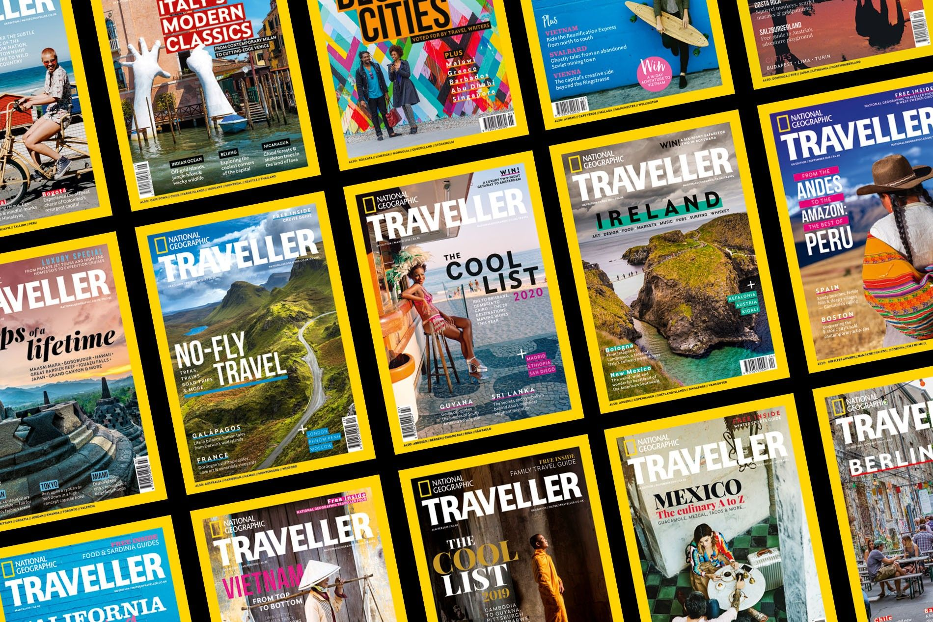 What you can expect from National Geographic Traveller in light of the coronavirus crisis