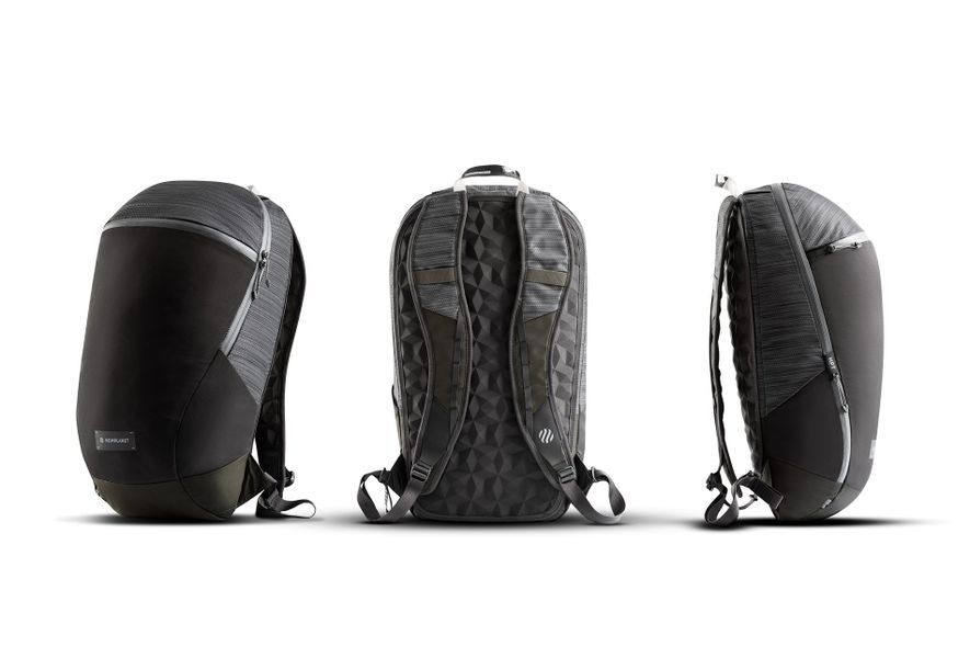 Lightweight, spacious and stylish, the 20-litre Motion Arc backpack is designed for a wide range of ...