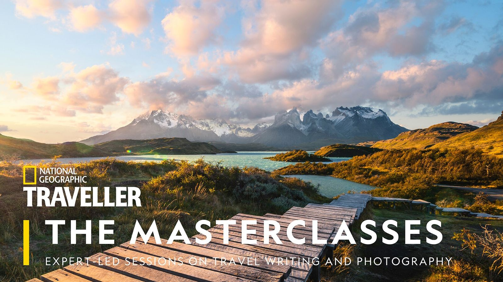 Budding travel writers and photographers can take part in the expert-led sessions, led by the magazine's ...