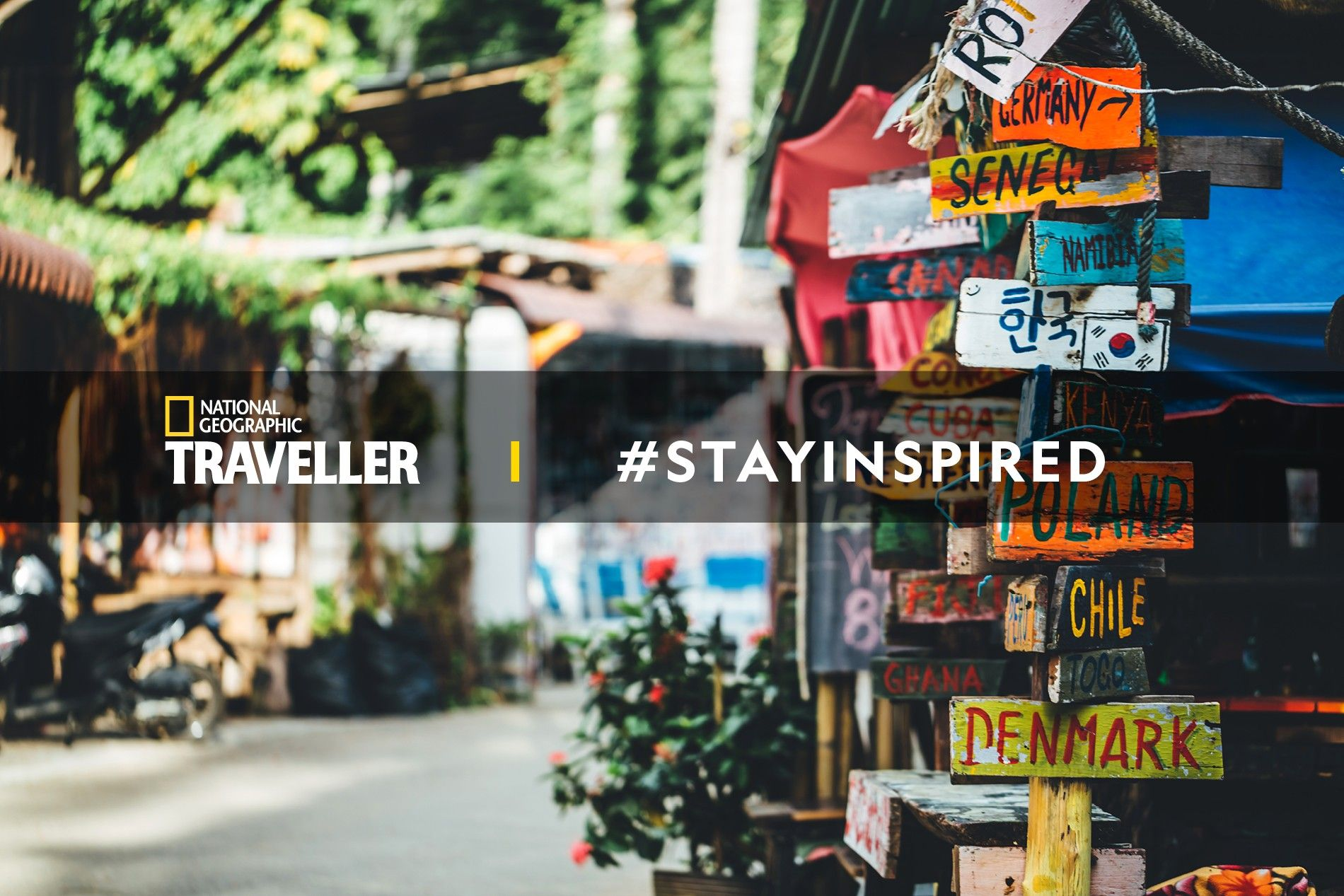 Keep exploring with National Geographic Traveller