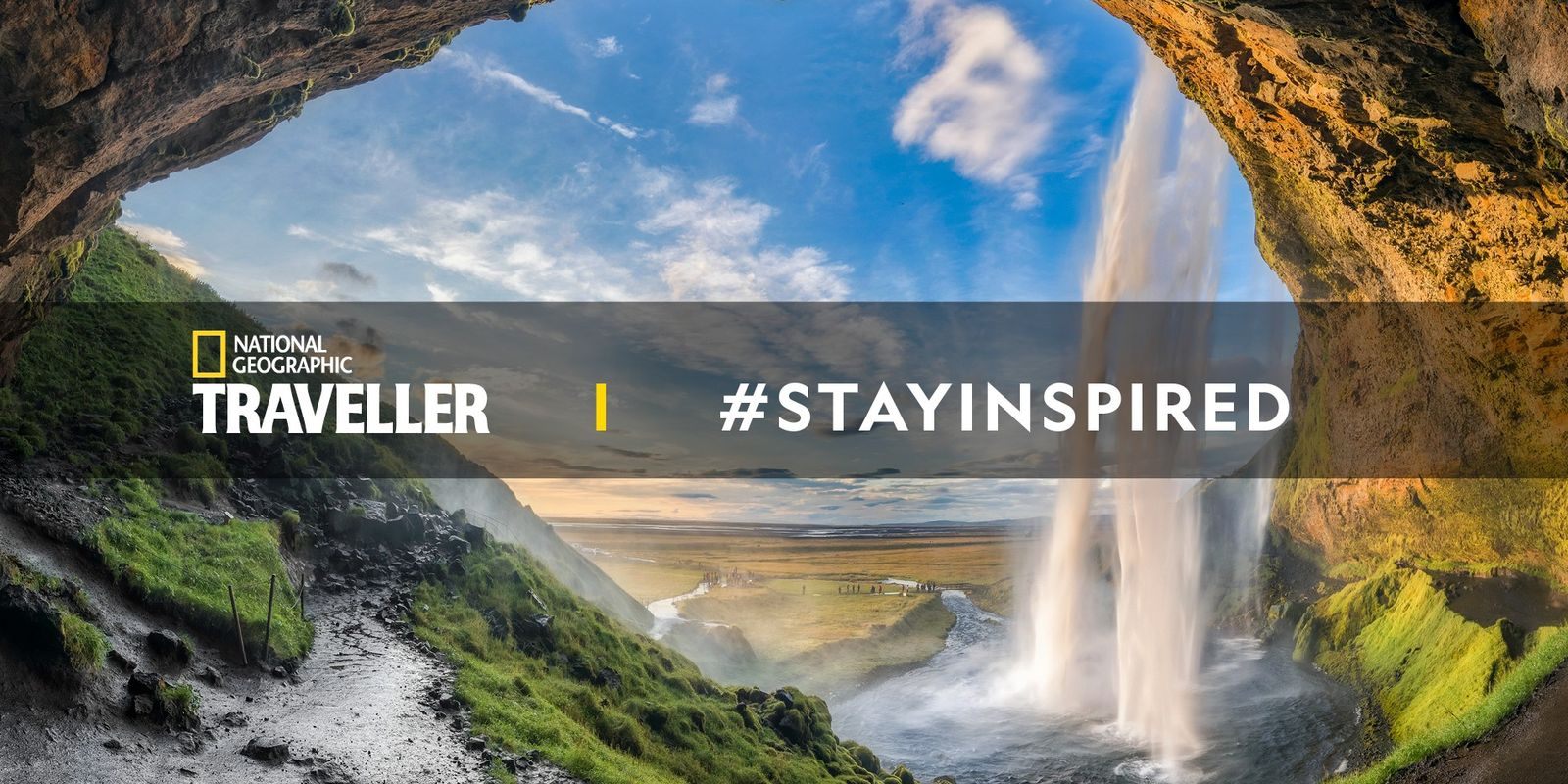 Stay inspired with National Geographic Traveller