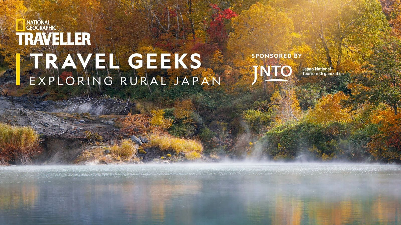 At our next online Travel Geeks event, we'll be discussing the adventures, culture, food and history ...