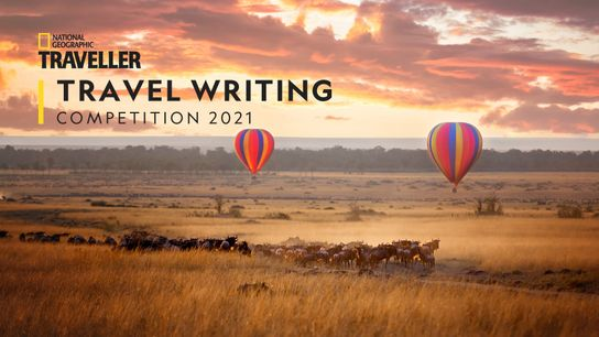 Put pen to paper and tell us about an inspiring travel experience, which could be anything from ...