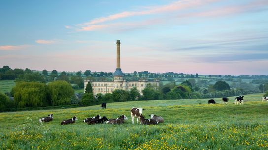 Chipping Norton, a market town not too far from Oxford, is a pretty Cotswolds market town ...