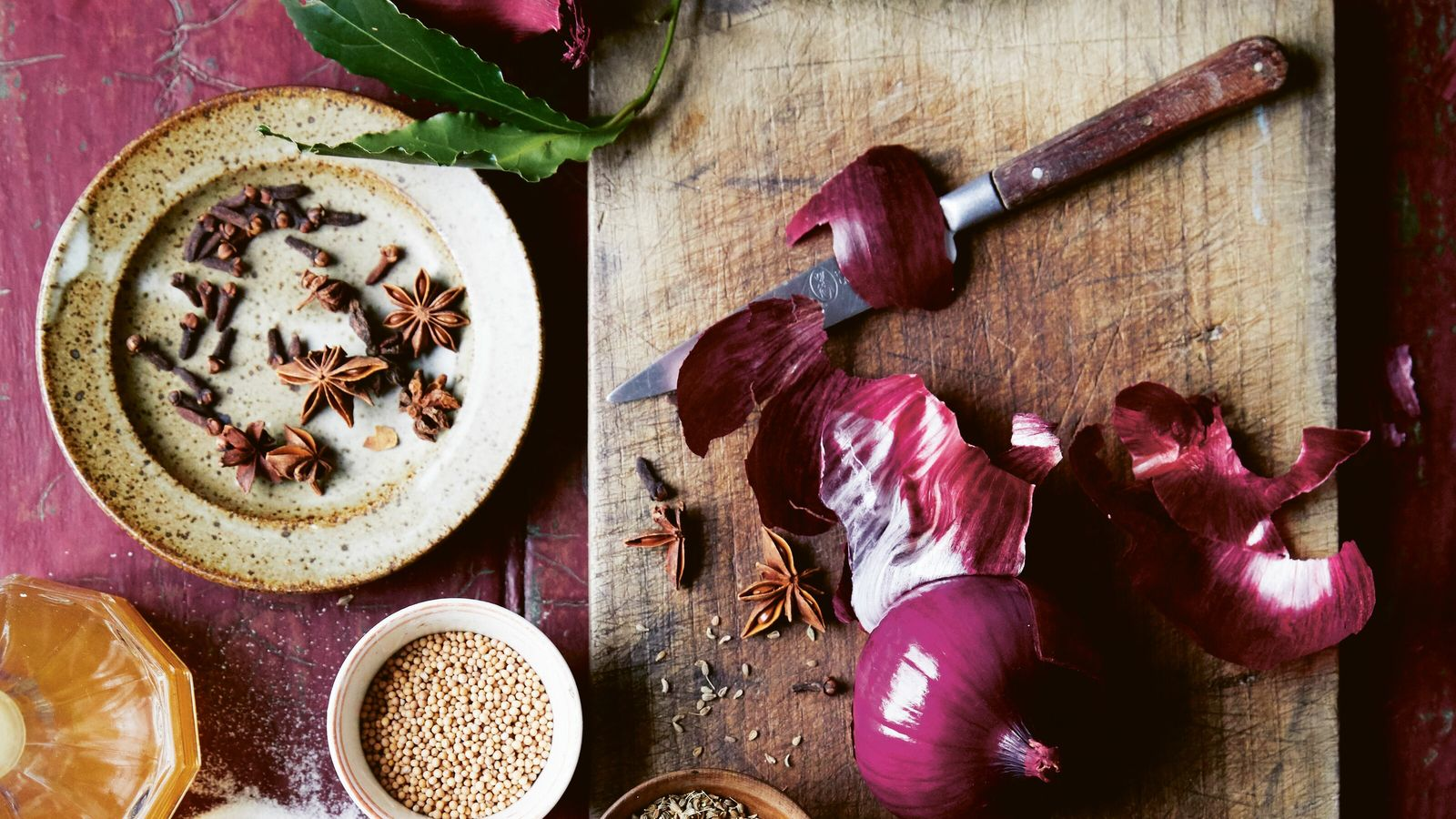 Caroline Eden discovers food through the lens of a travel writer, using recipes to help tell a story.