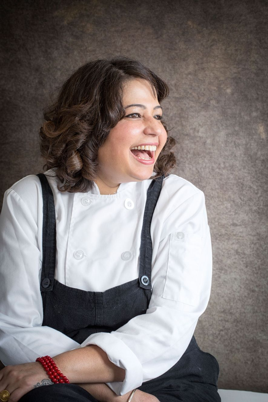 Chef and food writer Romy Gill sought inspiration from the food of her childhood in West ...