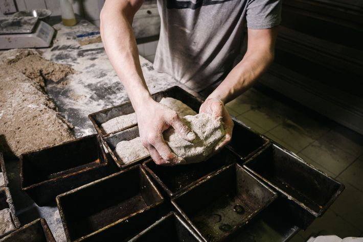 Baltic Bakehouse strives to produce everyday loaves, made by hand with the best ingredients.