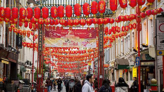 Photo story: celebrating the characters and creations of London's Chinatown
