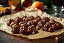The chestnut has long been a subsistence food for Europeans, Asians and Native Americans. In hilly ...