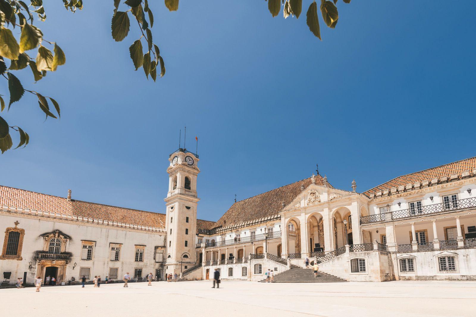 A cultural journey through Coimbra, the former Portuguese capital