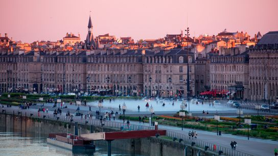 Bordeaux was once a byword in France for old-fashioned, bourgeois stuffiness. But now, even Parisians are ...