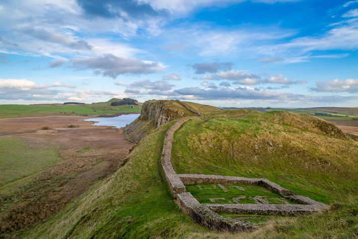 The Northumberland Coast Path traverses landscapes that harmoniously transition between sleepy seaside villages, sweeping beaches and ...