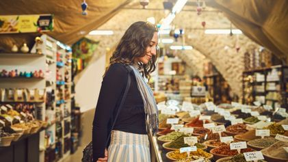 Travel Geeks online: a culinary tour of Israel — 19 January 2021