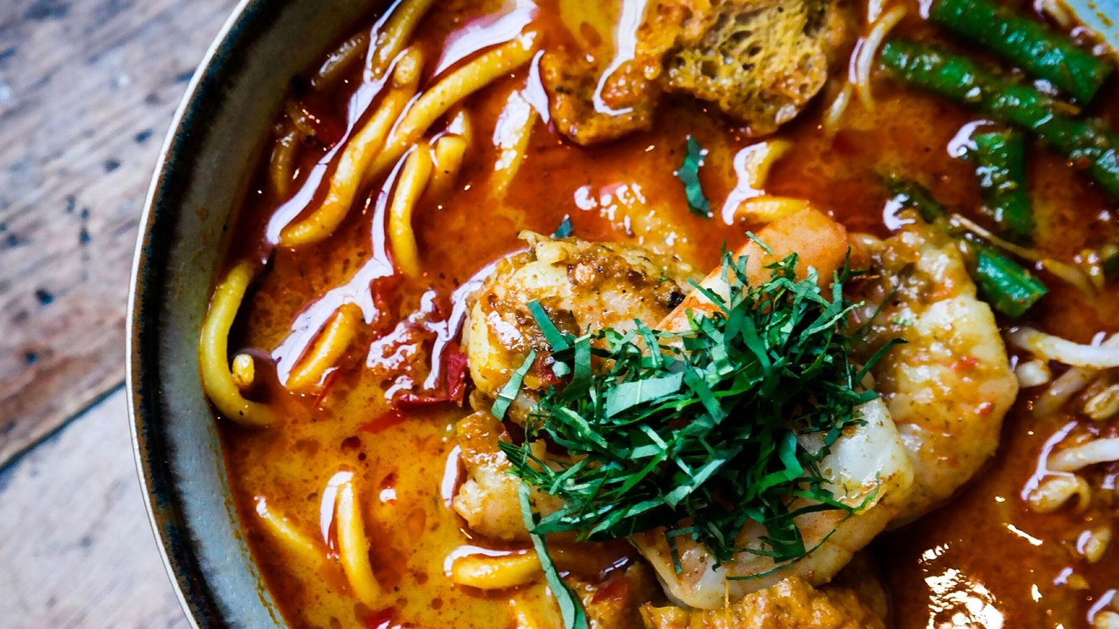 Laksa is a dish that conjures memories in every Malaysian, says Mandy. Hers is a mix ...