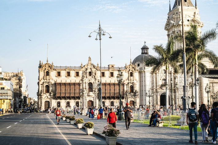 There are new signs of life in Centro Historico, once home to haberdasheries and prim cafes — ...
