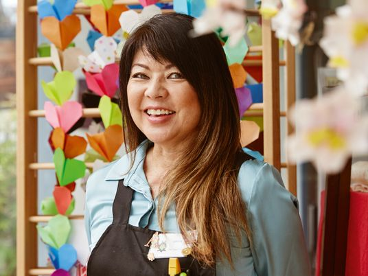 Tales of San Francisco: a paper trail in Japantown, as told by origami artist Linda Mihara