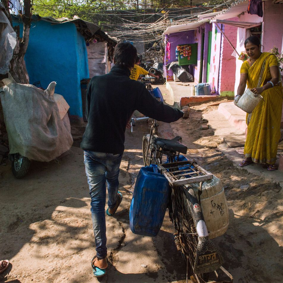 Should I go on a slum tour? Meeting the local guides in Delhi's Sanjay Colony