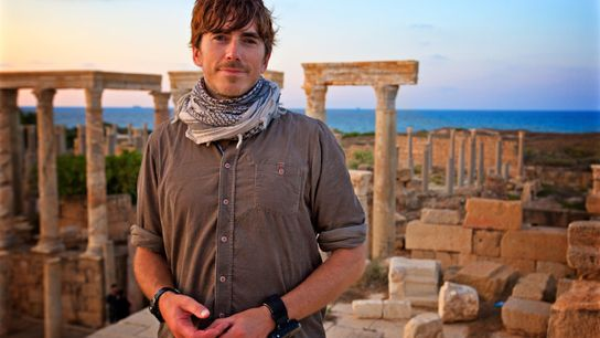 Simon Reeve's BBC documentary takes him on an epic journey to the dark heart of the ...