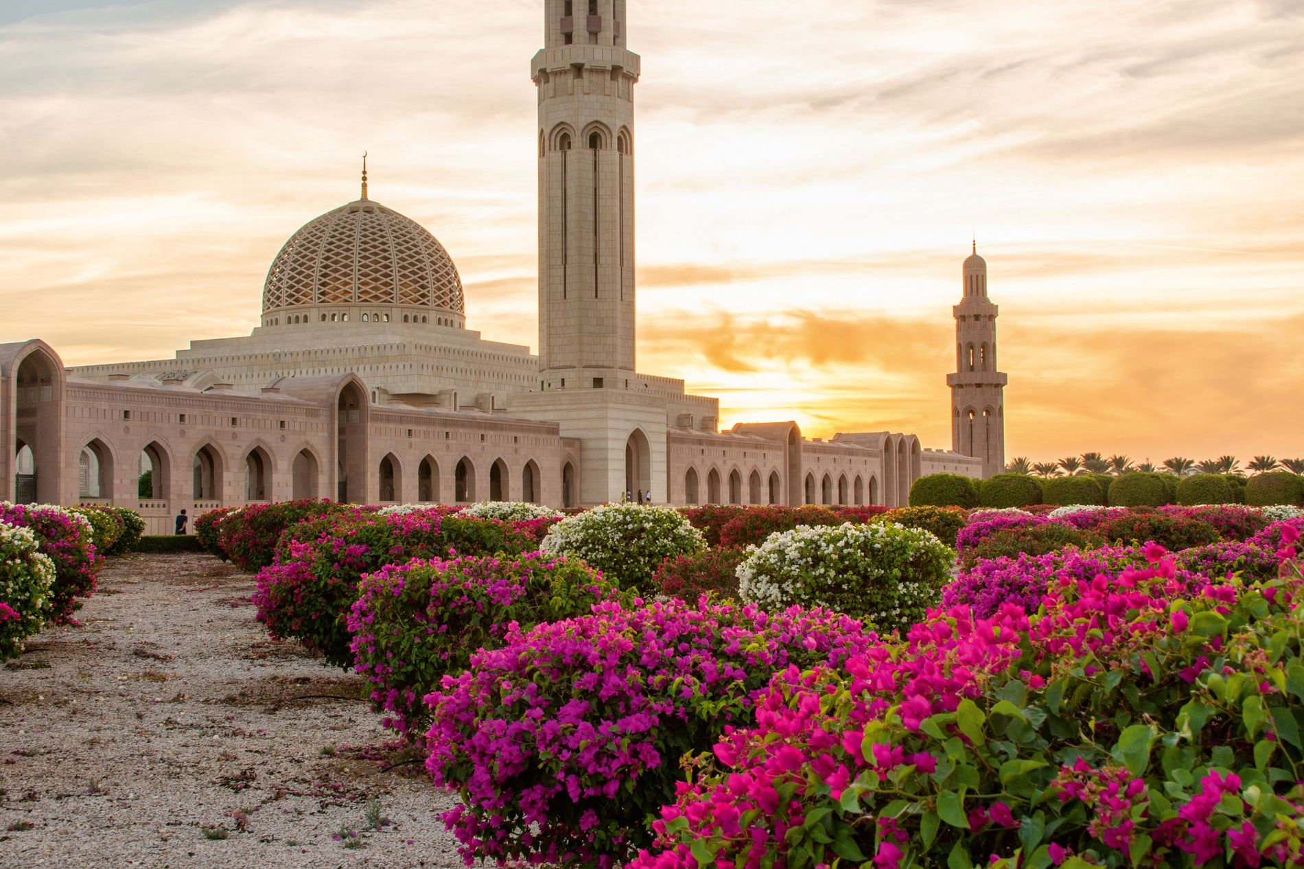 When it comes to hotels, this swathe of the Middle East tends to be associated with ...