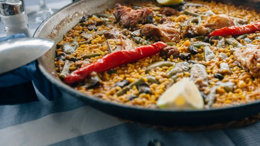 Travel Geeks online: culture and cuisine of Valencia — 17 September 2020