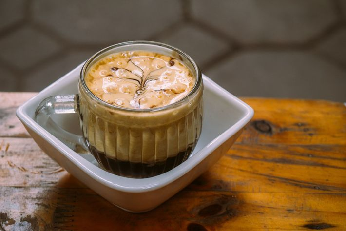 Vietnam's Cà phê đá, commonly known as egg coffee, is said to have been created in the ...