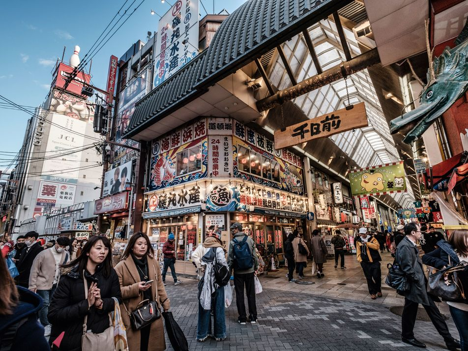 A culinary guide to Osaka, Japan's party city