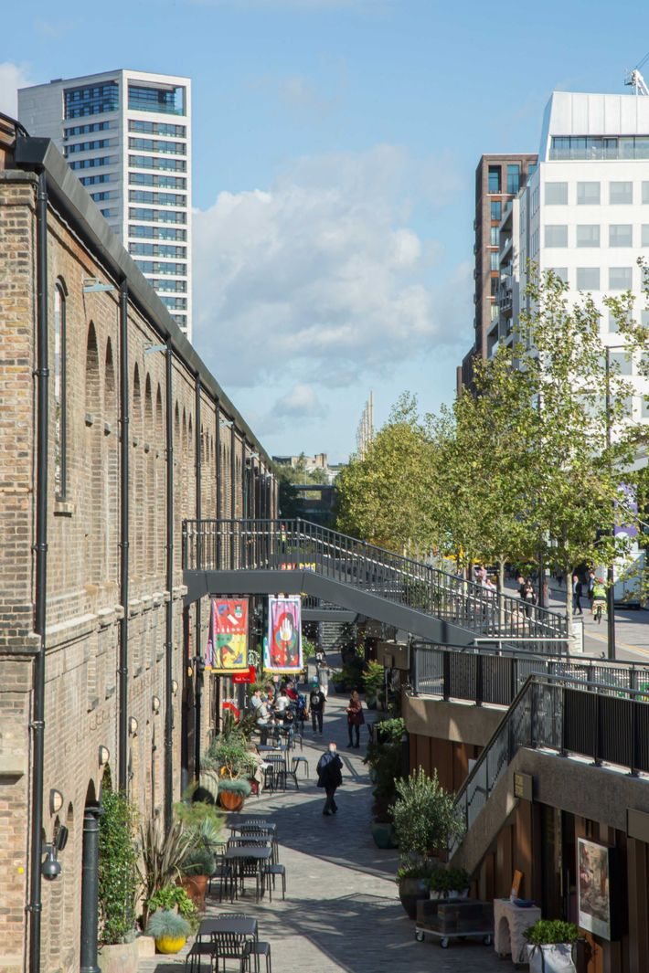 In late-2018, Coal Drops Yard started a new chapter, morphing from an area of old warehouses ...