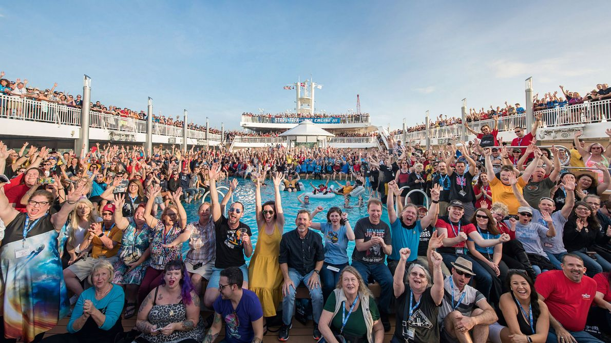 From Strictly to Star Trek: four quirky cruises for 2020