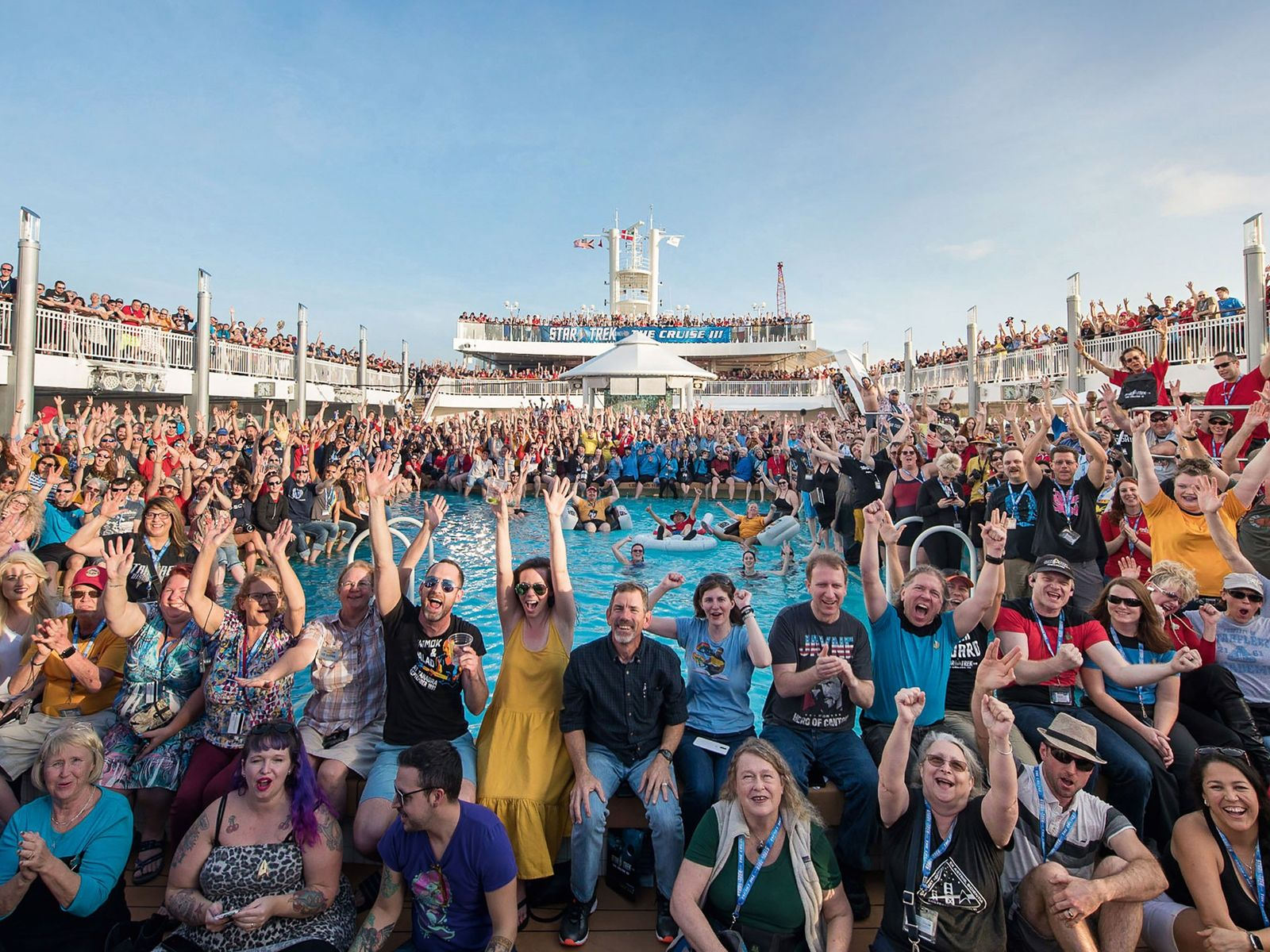 In recent years, special interest cruises have seen everything from Britpop sailings to Amsterdam, to electro ...