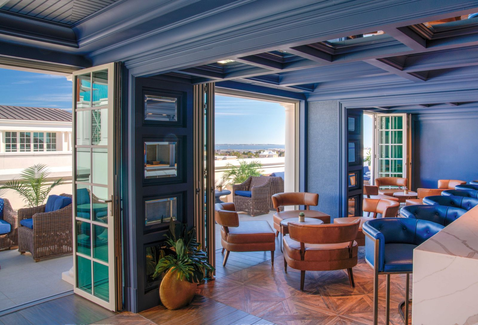 Four of the best boutique hotels in Charleston