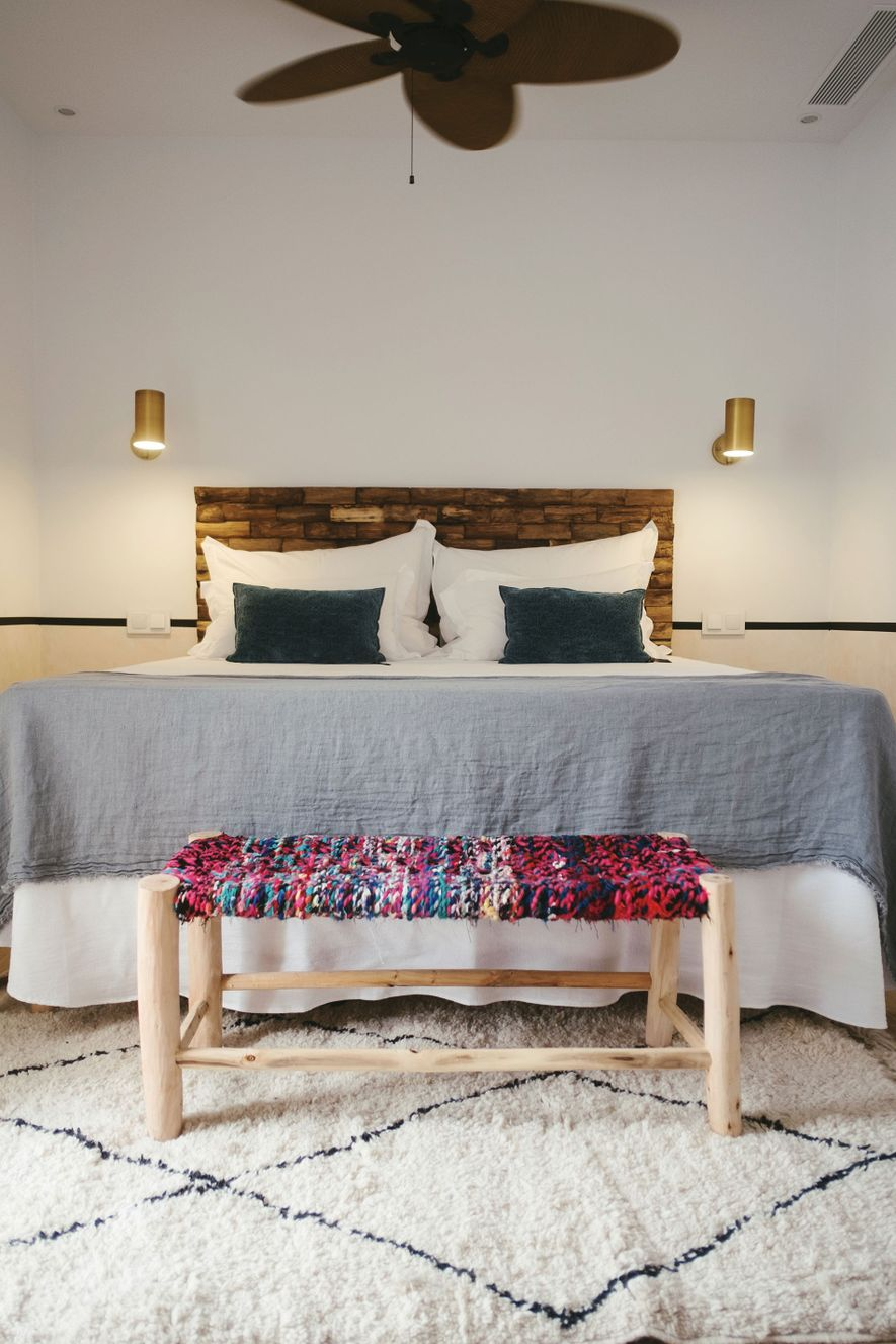 Mikasa is Ibiza Town's bohemian boutique hotel with 16 distinctly themed rooms.