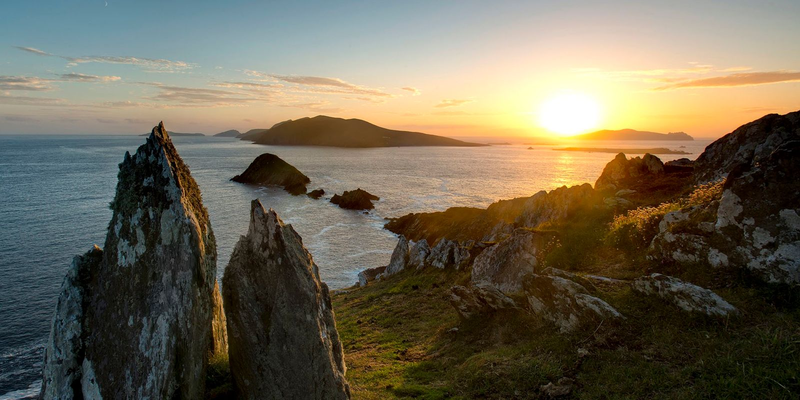 Win an eight-night trip along Ireland's Wild Atlantic Way