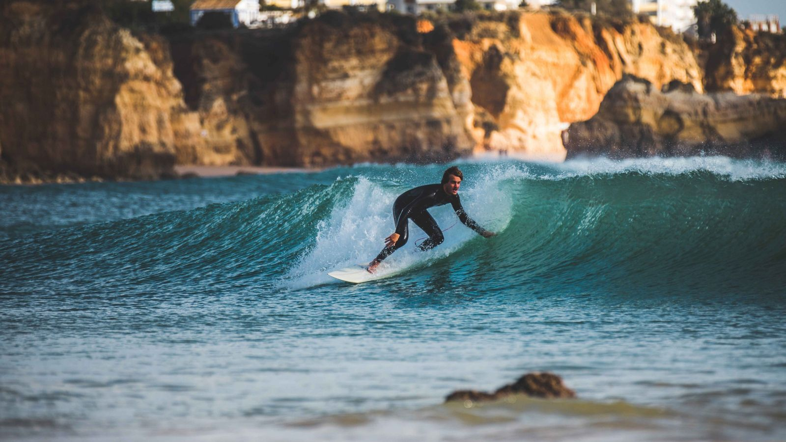 A surf trip needn't break the bank. Portugal, Tenerife and Lanzarote are popular affordable European destinations.