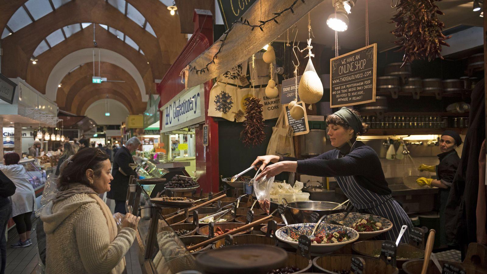 English Market, Cork City
