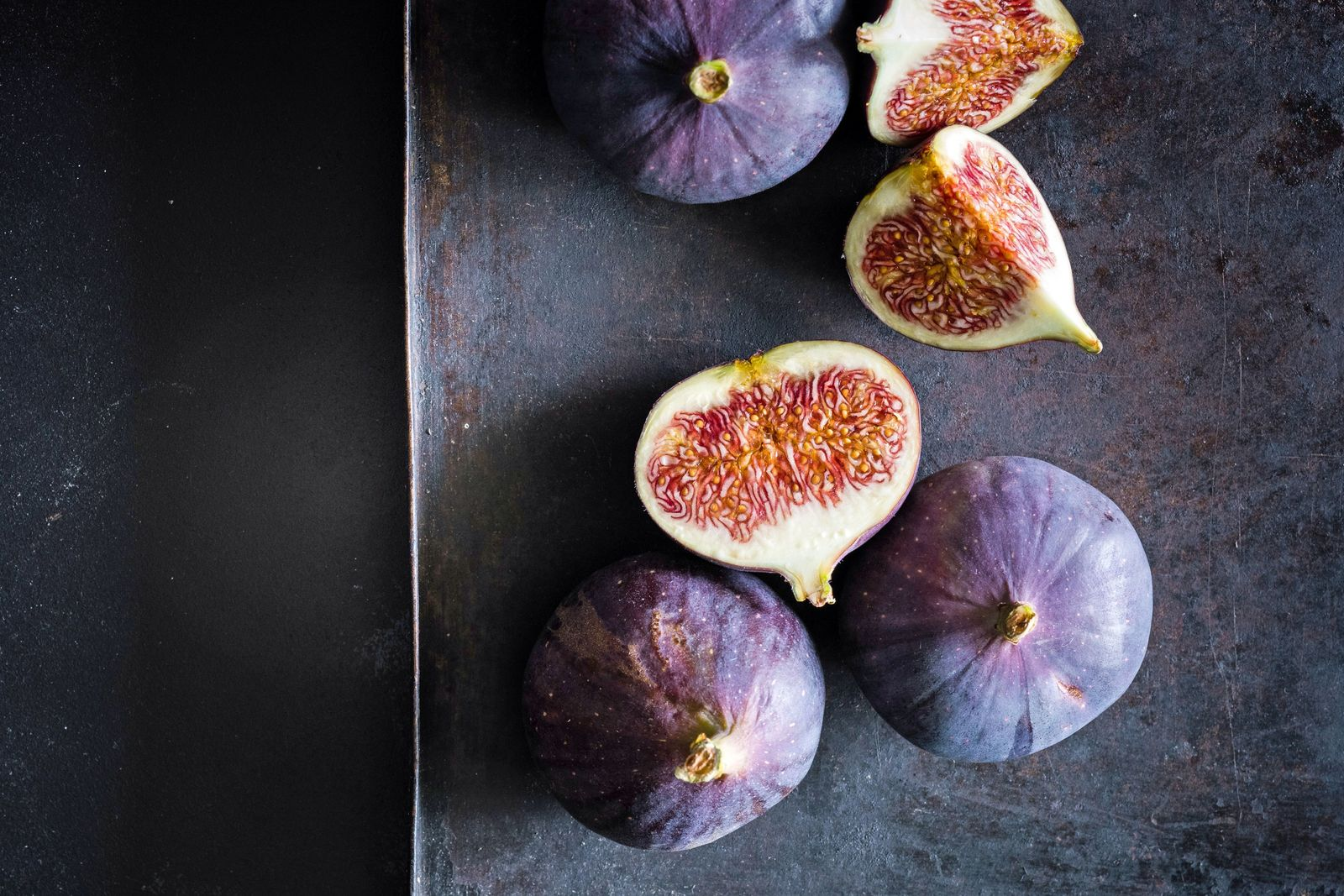 Five ways to use figs, by the renowned chefs at Honey & Co