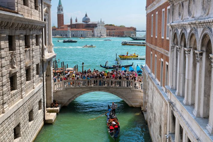 The impact of big ships on crowded destinations such as Venice and Barcelona has been widely ...