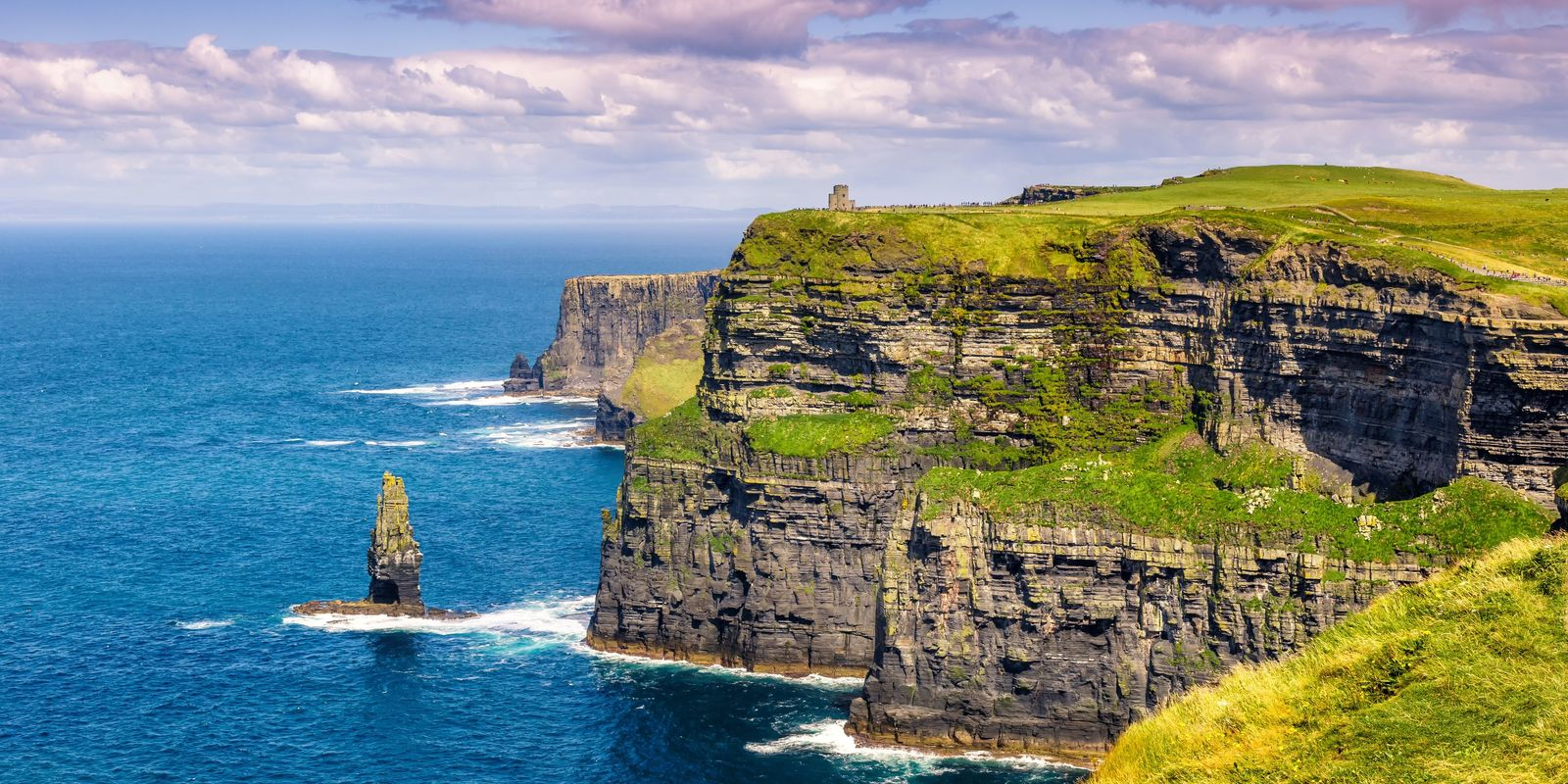 Win an eight-night trip along Ireland's Wild Atlantic Way
