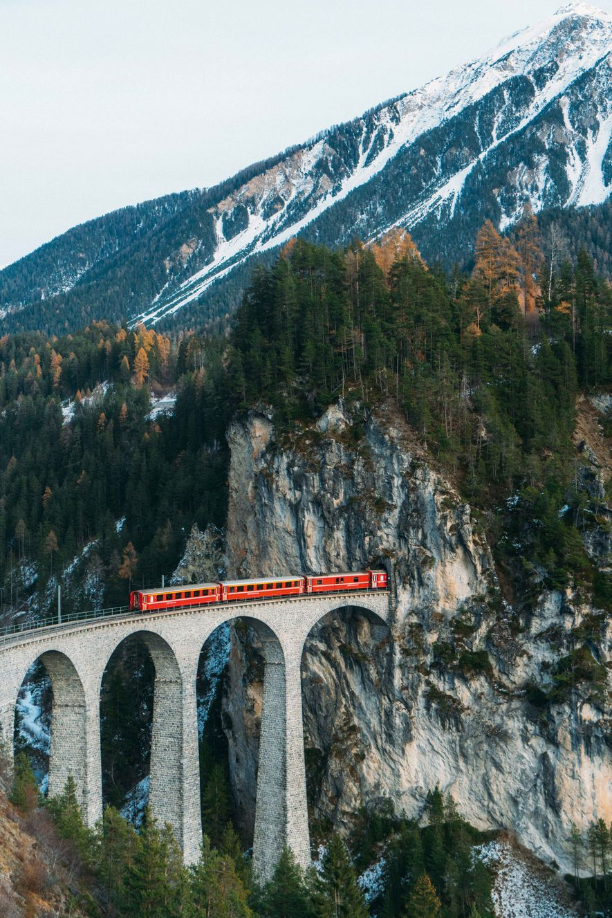 Europe really is your oyster with an Interrail pass in your pocket, and for those who prefer not to slum it in standard class, first-class passes are also available.