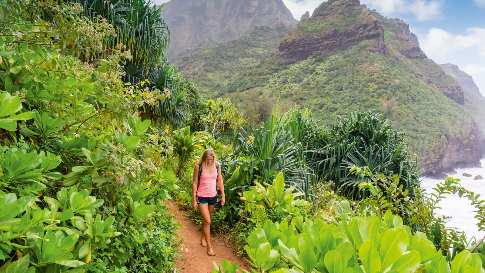 Hawaii's hotel scene is dominated by luxury resorts, but there are rewards for those who venture ...
