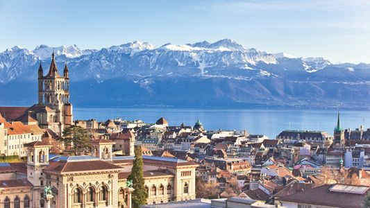 The inside guide to Lausanne, Switzerland's newest cultural centre
