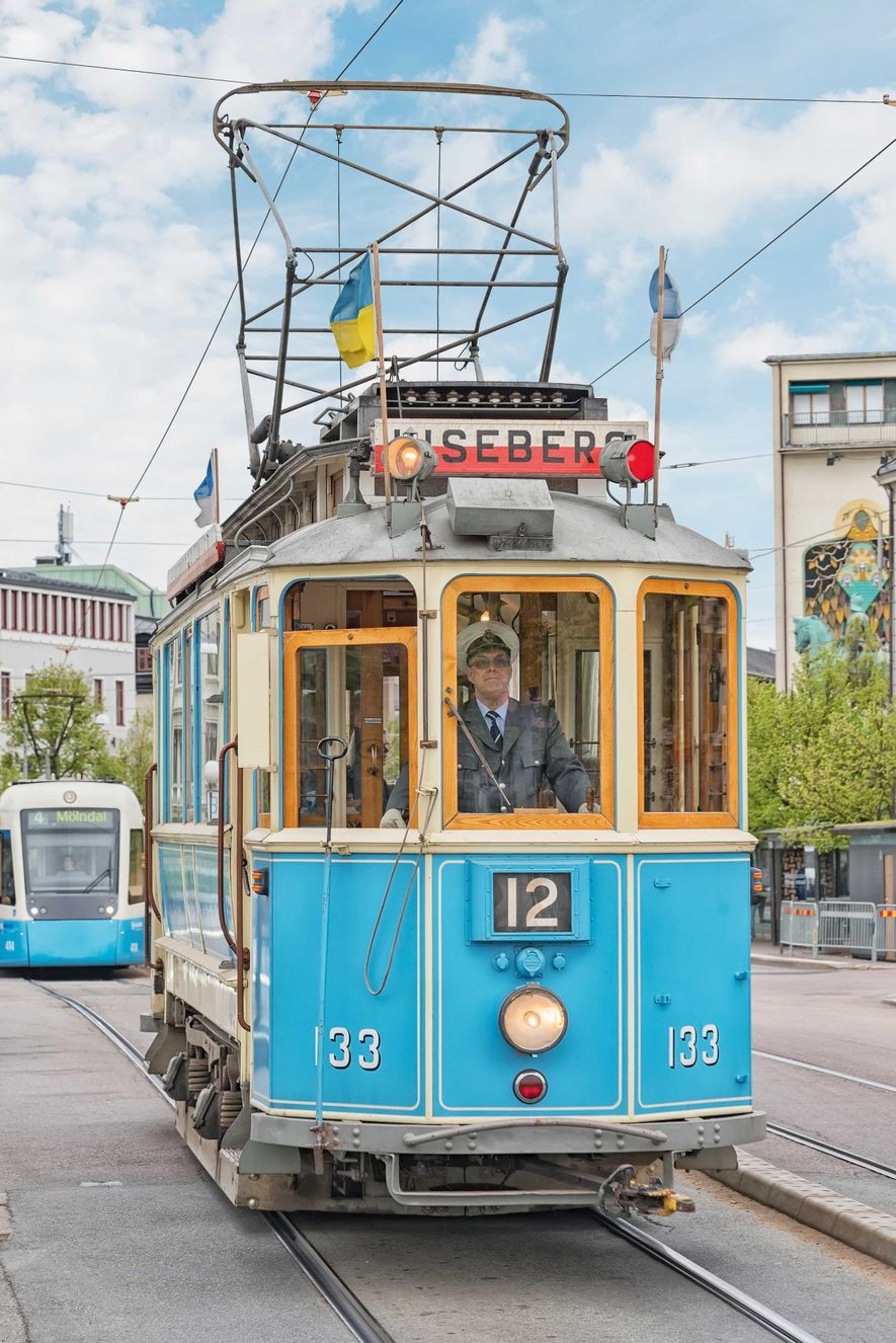 Part of what makes Gothenburg smart is its commitment to sustainability.