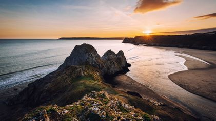 UK escapes: what to do in Wales's Gower Peninsula