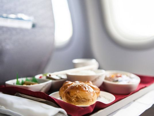 The surprising science behind in-flight meals